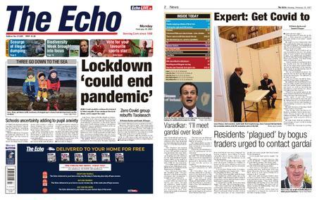 Evening Echo – February 15, 2021