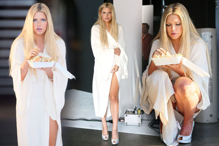 Sophie Monk - Photoshoot in Los Angeles 2011