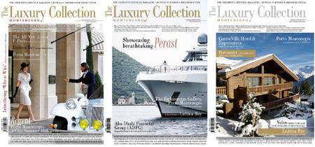 The Luxury Collection Montenegro - 2016 Full Year Issues Collection
