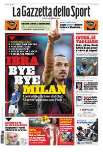 La Gazzetta dello Sport Bergamo – 01 aprile 2020