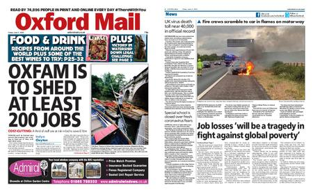 Oxford Mail – June 05, 2020
