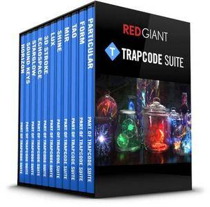 Red Giant Trapcode Suite 14.0.0 MacOSX
