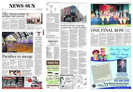 Lake County News-Sun – January 24, 2018