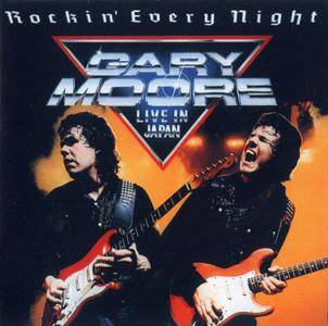Gary Moore - Rockin' Every Night: Live In Japan (1983) {2003, Remastered}