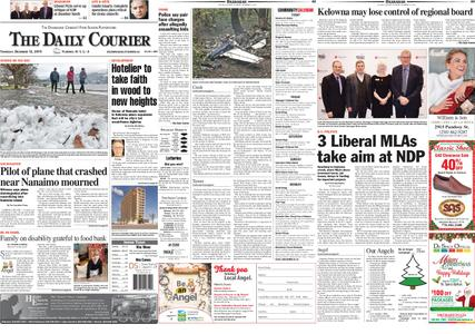 Kelowna Daily Courier – December 12, 2019
