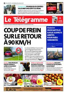 Le Télégramme Ouest Cornouaille – 23 janvier 2020