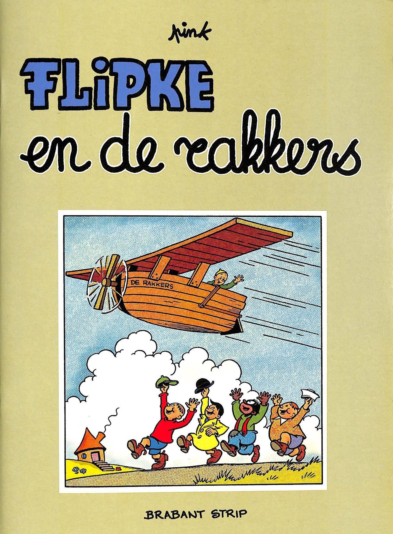 Flipke En De Rakkers - A01 - Flipke En De Rakkers