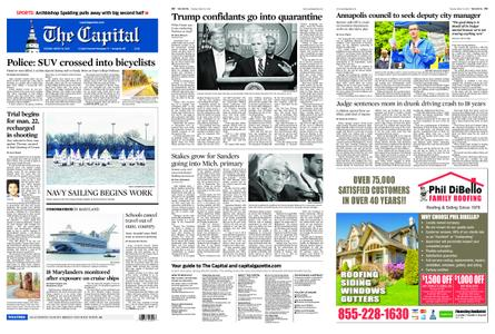 The Capital – March 10, 2020