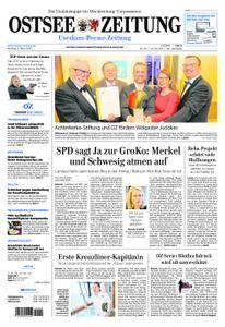 Ostsee Zeitung Wolgast - 05. März 2018