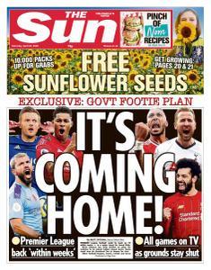 The Sun UK - 25 April 2020