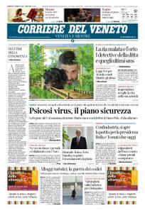 Corriere del Veneto Venezia e Mestre – 24 gennaio 2020