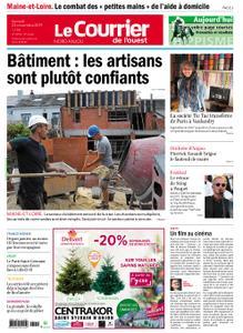Le Courrier de l'Ouest Nord Anjou – 23 novembre 2019