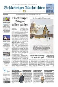 Schleswiger Nachrichten - 29. Dezember 2018