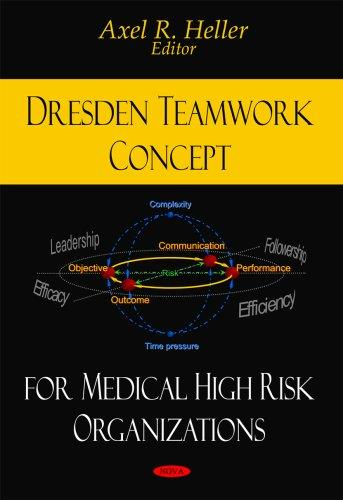 Dresden Teamwork Concept for Medical High Risk Organizations