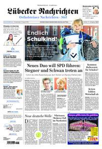 Lübecker Nachrichten Ostholstein Süd - 15. August 2019