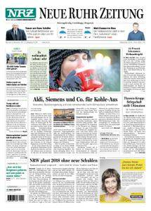 NRZ Neue Ruhr Zeitung Essen-Postausgabe - 08. November 2017