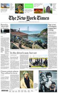 International New York Times - 23 June 2018