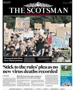 The Scotsman - 8 June 2020
