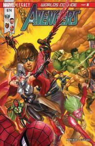 Avengers 674 2018 Digital Zone-Empire