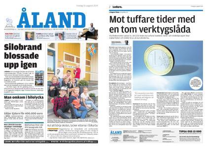 Ålandstidningen – 16 augusti 2019