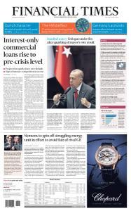 Financial Times USA - May 8, 2019