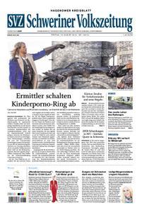 Schweriner Volkszeitung Hagenower Kreisblatt - 16. August 2019