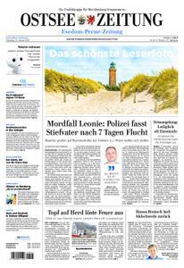 Ostsee Zeitung Wolgast - 22. Januar 2019