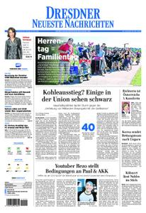 Dresdner Neueste Nachrichten - 31. Mai 2019