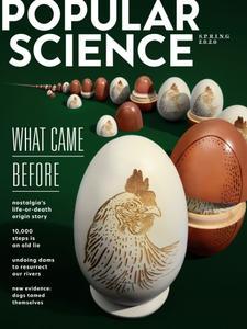 Popular Science USA - January/February 2020