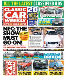 Classic Car Weekly – 08 July 2020