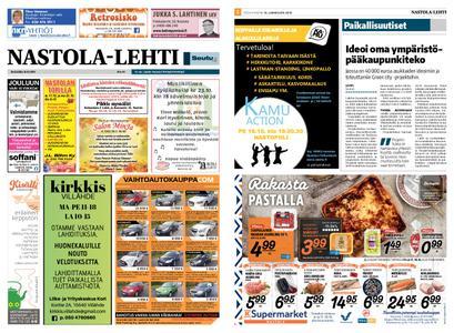 Nastola-Lehti – 16.10.2019