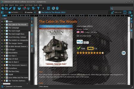Collectorz.com Movie Collector Pro 17.1.7 Multilingual