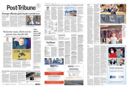 Post-Tribune – March 21, 2021