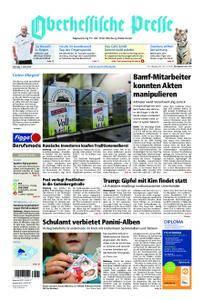 Oberhessische Presse Marburg/Ostkreis - 02. Juni 2018