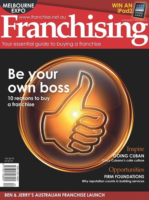 Franchising - July/August 2011