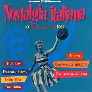 VA - Nostalgia Italiana: 20 Top Twenty Hits 1964 (1996) {BMG}
