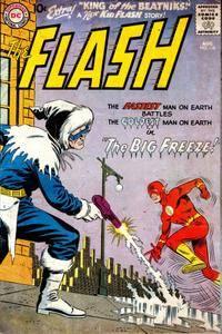 The Flash v1 114 1960