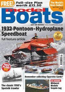 Model Boats - April 2017