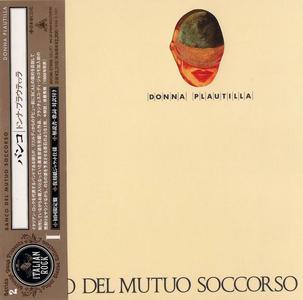 Banco Del Mutuo Soccorso - Donna Plautilla (1989) [Japanese Edition 2007] (Repost)