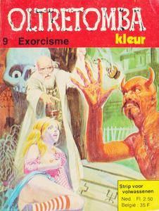 "(Nieuwe Strip 2018 21) [01/10] - ""Oltretomba Kleur - 09 - Exorcisme.cbr"""