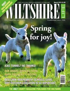 Wiltshire Life - March 2015