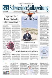 Schweriner Volkszeitung Hagenower Kreisblatt - 06. April 2020