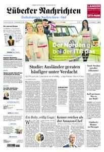 Lübecker Nachrichten Ostholstein Süd - 08. März 2018