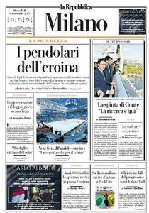 la Repubblica Milano - 6 Novembre 2019
