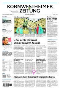 Kornwestheimer Zeitung - 05. Oktober 2017