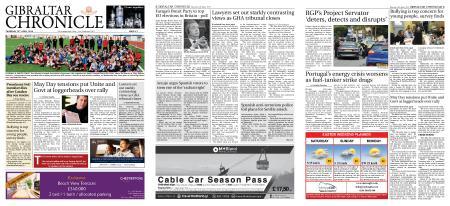 Gibraltar Chronicle – 18 April 2019