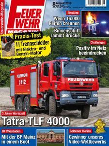 Feuerwehr-Magazin - Juli 2019