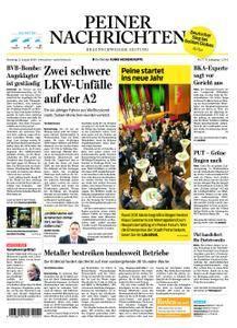 Peiner Nachrichten - 09. Januar 2018