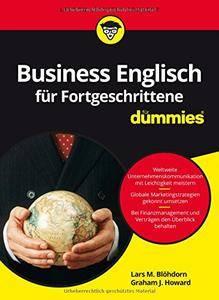 Business Englisch fur Fortgeschrittene fur Dummies