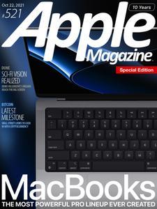 AppleMagazine - October 22, 2021